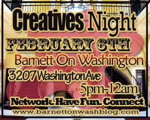 creatives night st louis