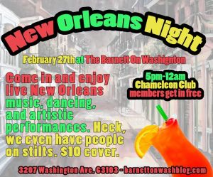 new orleans night